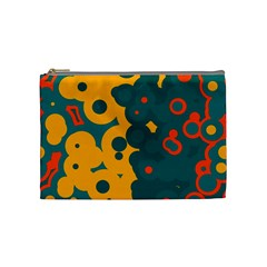 Bubbles                                                                              Cosmetic Bag by LalyLauraFLM