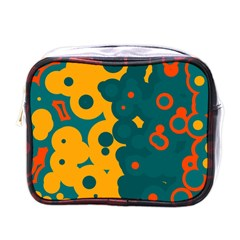 Bubbles                                                                              			mini Toiletries Bag (one Side) by LalyLauraFLM