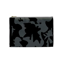 Decorative Elegant Design Cosmetic Bag (medium)