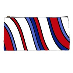 Decorative Lines Pencil Cases by Valentinaart