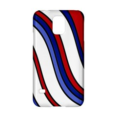 Decorative Lines Samsung Galaxy S5 Hardshell Case  by Valentinaart
