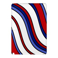 Decorative Lines Samsung Galaxy Tab Pro 12 2 Hardshell Case by Valentinaart
