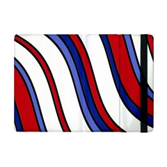 Decorative Lines Ipad Mini 2 Flip Cases by Valentinaart