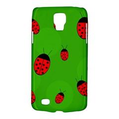Ladybugs Galaxy S4 Active by Valentinaart