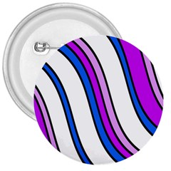 Purple Lines 3  Buttons by Valentinaart