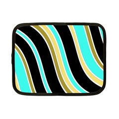 Elegant Lines Netbook Case (small)  by Valentinaart