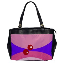 Decorative Abstraction Office Handbags by Valentinaart