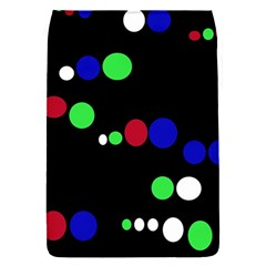 Colorful Dots Flap Covers (s)  by Valentinaart