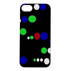 Colorful Dots Apple Iphone 5s/ Se Hardshell Case by Valentinaart
