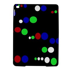 Colorful Dots Ipad Air 2 Hardshell Cases by Valentinaart