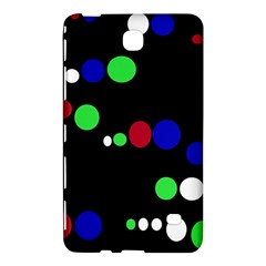 Colorful Dots Samsung Galaxy Tab 4 (7 ) Hardshell Case  by Valentinaart