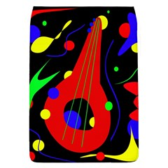 Abstract Guitar  Flap Covers (l)  by Valentinaart