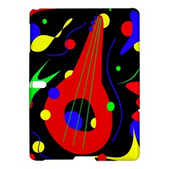 Abstract Guitar  Samsung Galaxy Tab S (10 5 ) Hardshell Case  by Valentinaart