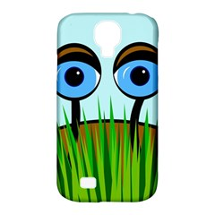 Snail Samsung Galaxy S4 Classic Hardshell Case (pc+silicone) by Valentinaart