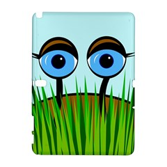 Snail Samsung Galaxy Note 10 1 (p600) Hardshell Case by Valentinaart