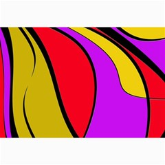 Colorful Lines Collage Prints