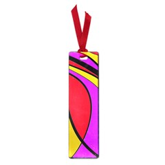 Colorful Lines Small Book Marks by Valentinaart