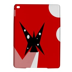Black Butterfly  Ipad Air 2 Hardshell Cases by Valentinaart