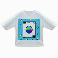 Washing Machine  Infant/toddler T-shirts by Valentinaart