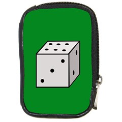 Dice  Compact Camera Cases by Valentinaart