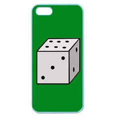 Dice  Apple Seamless Iphone 5 Case (color) by Valentinaart