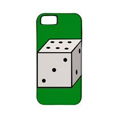 Dice  Apple Iphone 5 Classic Hardshell Case (pc+silicone) by Valentinaart