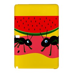 Ants And Watermelon  Samsung Galaxy Tab Pro 10 1 Hardshell Case by Valentinaart