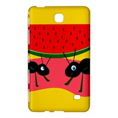 Ants And Watermelon  Samsung Galaxy Tab 4 (8 ) Hardshell Case  by Valentinaart