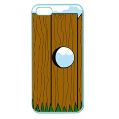 Over The Fence  Apple Seamless Iphone 5 Case (color)
