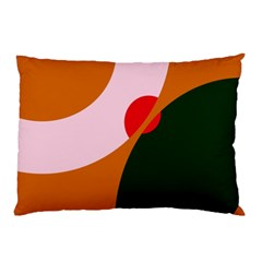 Decorative Abstraction  Pillow Case (two Sides) by Valentinaart