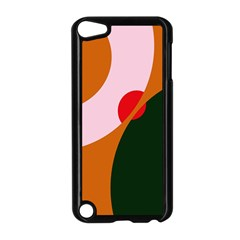 Decorative Abstraction  Apple Ipod Touch 5 Case (black) by Valentinaart