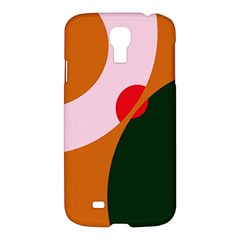 Decorative Abstraction  Samsung Galaxy S4 I9500/i9505 Hardshell Case by Valentinaart