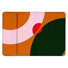 Decorative Abstraction  Samsung Galaxy Tab 8 9  P7300 Flip Case by Valentinaart