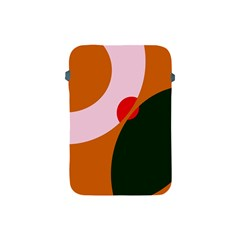Decorative Abstraction  Apple Ipad Mini Protective Soft Cases by Valentinaart