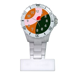 Decorative Abstraction  Plastic Nurses Watch by Valentinaart