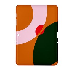 Decorative Abstraction  Samsung Galaxy Tab 2 (10 1 ) P5100 Hardshell Case  by Valentinaart