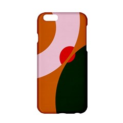 Decorative Abstraction  Apple Iphone 6/6s Hardshell Case by Valentinaart