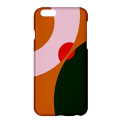 Decorative Abstraction  Apple Iphone 6 Plus/6s Plus Hardshell Case by Valentinaart