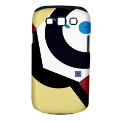 Digital Abstraction Samsung Galaxy S Iii Classic Hardshell Case (pc+silicone) by Valentinaart