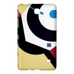 Digital Abstraction Samsung Galaxy Tab 4 (8 ) Hardshell Case  by Valentinaart