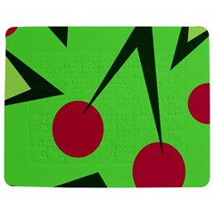 Cherries  Jigsaw Puzzle Photo Stand (rectangular) by Valentinaart