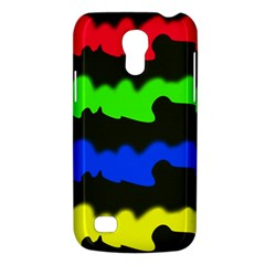 Colorful Abstraction Galaxy S4 Mini by Valentinaart