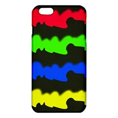Colorful Abstraction Iphone 6 Plus/6s Plus Tpu Case by Valentinaart