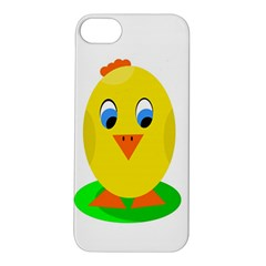 Cute Chicken  Apple Iphone 5s/ Se Hardshell Case by Valentinaart