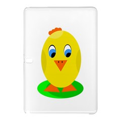 Cute Chicken  Samsung Galaxy Tab Pro 12 2 Hardshell Case by Valentinaart