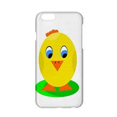 Cute Chicken  Apple Iphone 6/6s Hardshell Case by Valentinaart