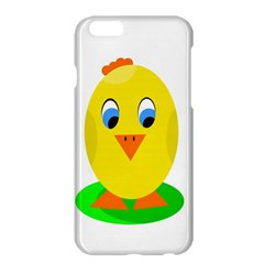 Cute Chicken  Apple Iphone 6 Plus/6s Plus Hardshell Case by Valentinaart