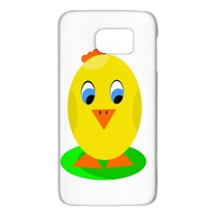 Cute Chicken  Galaxy S6 by Valentinaart
