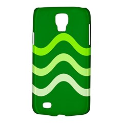Green Waves Galaxy S4 Active by Valentinaart