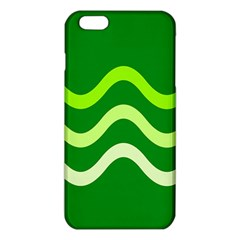 Green Waves Iphone 6 Plus/6s Plus Tpu Case